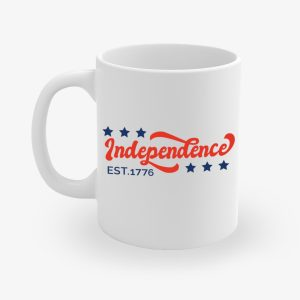 Independence USA Stars Fourth of July 1776